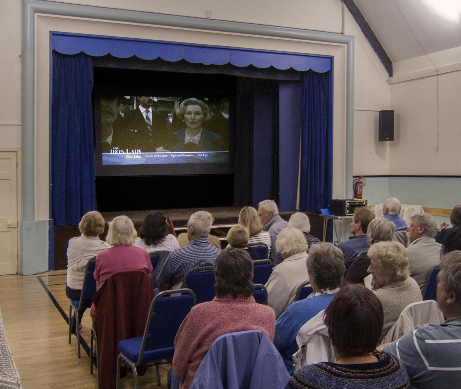 Coronation Hall Film Club